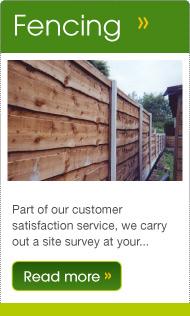 Fencing Contractors And Supplies Manchester Garden Fencing